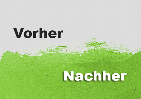 PowerPoint-Beispiele-Vergleich-Vorher-Nachher
