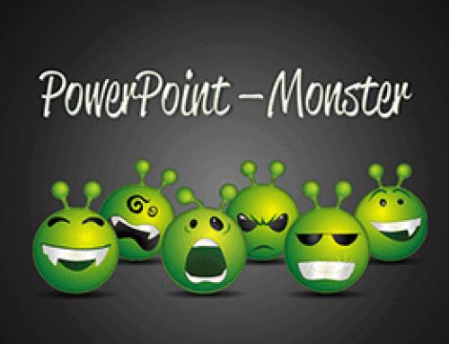 Die 6 gefährlichsten PowerPoint-Monster